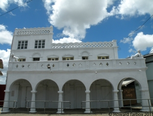 The Lion House in Chaguanas, another of the 50 historical sites highlighted in the book. Photo by Howard Tarbox.