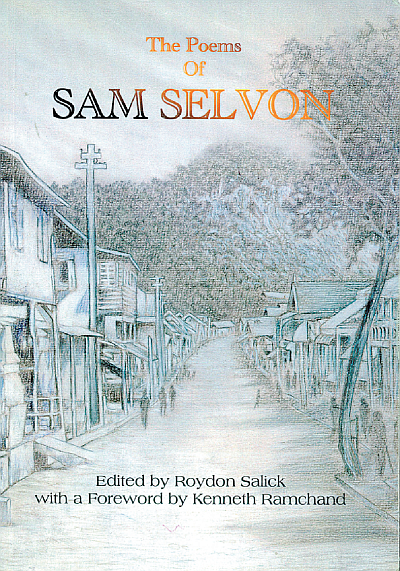 a biographical sketch of samuel selvon an artist from trinidad Free download the lonely londoners selvon was from trinidad and was trying to make a living as a writer in britain in the 1950sthis samuel selvon.