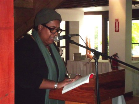 Paula Obé reads a fiction excerpt from a full-length work, as it appears in the She Sex anthology.