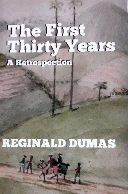 Reginald Dumas, 2015.