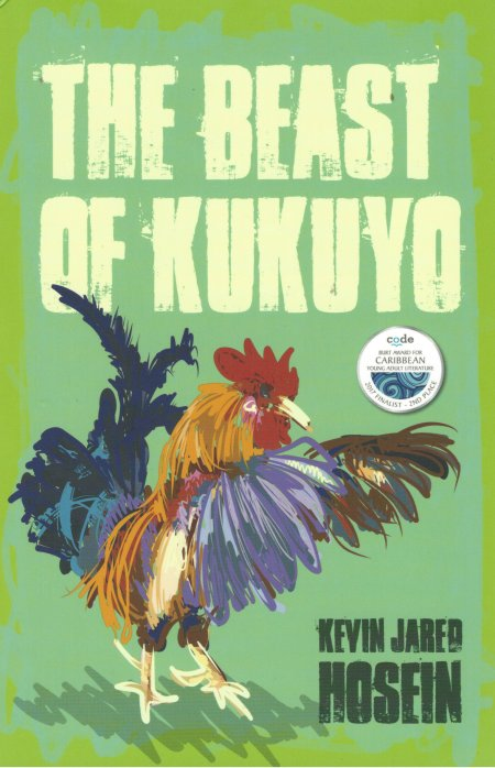 Beast of Kukuyo Cover