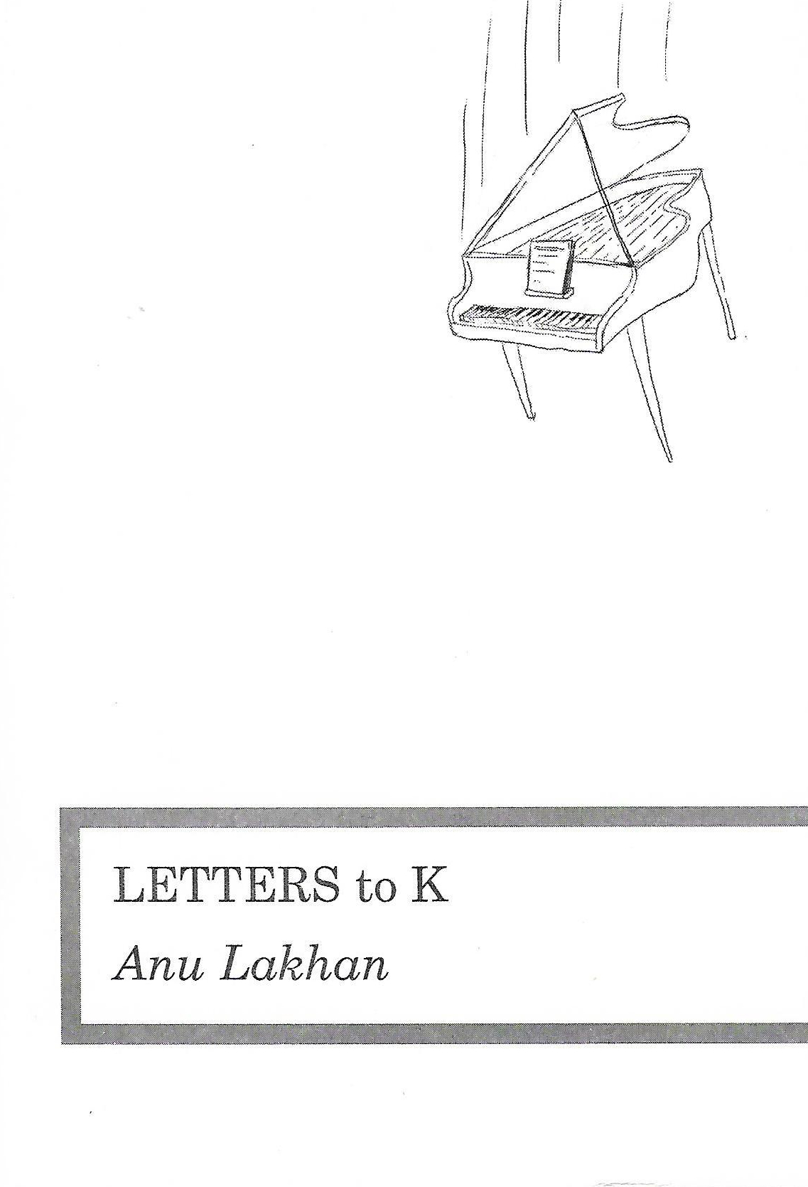 letters to k